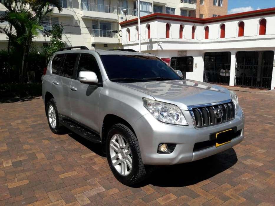 Toyota Prado 2012 - 110234 km