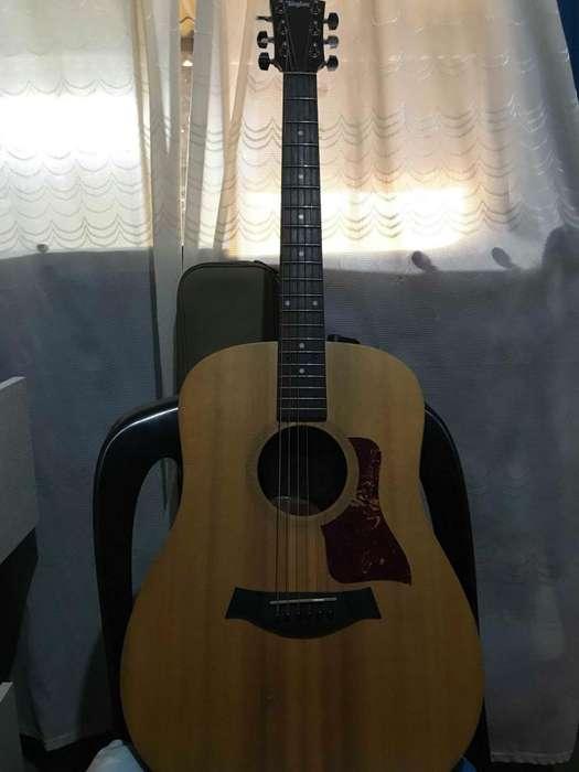 Vendo Taylor Big baby guitarra