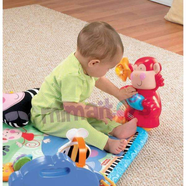 Super Gangazo Gimnasio Musical baby Fisher Price como nuevo