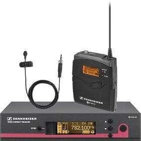 Microfono Inalambrico D Solpa Sennheiser
