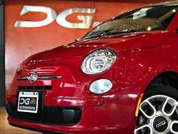 Fiat 500 Cult 1.4n  2012  Recibimos Menor / Financiamos