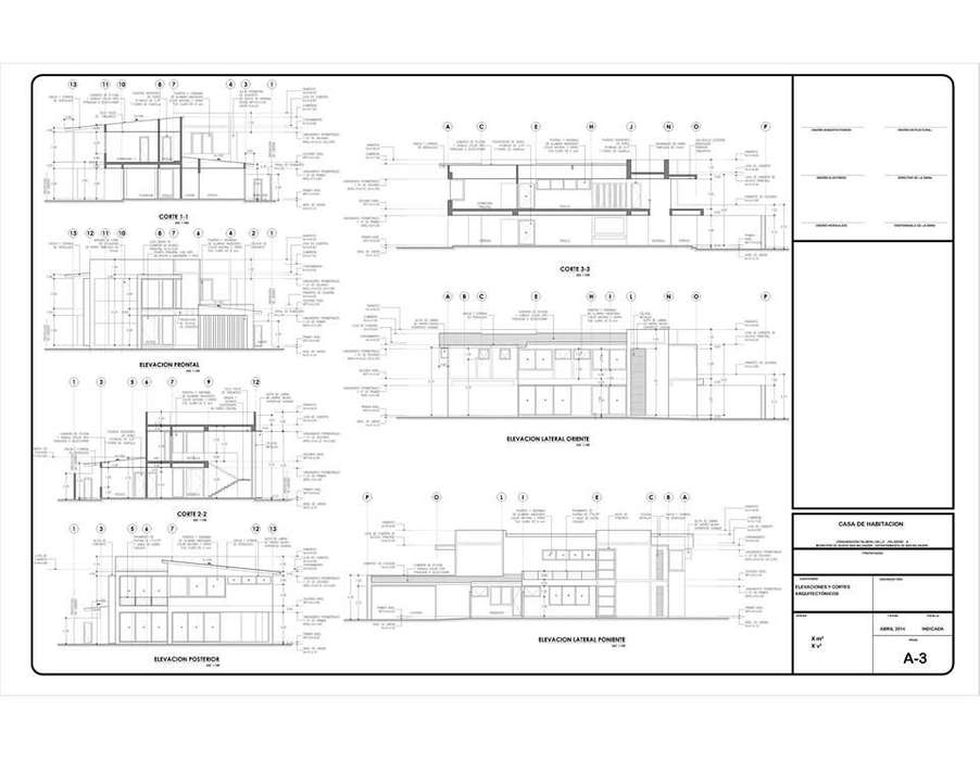 construcction plans drawing services