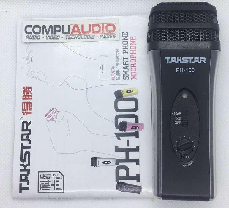 Microfono de condensador para celular profesional