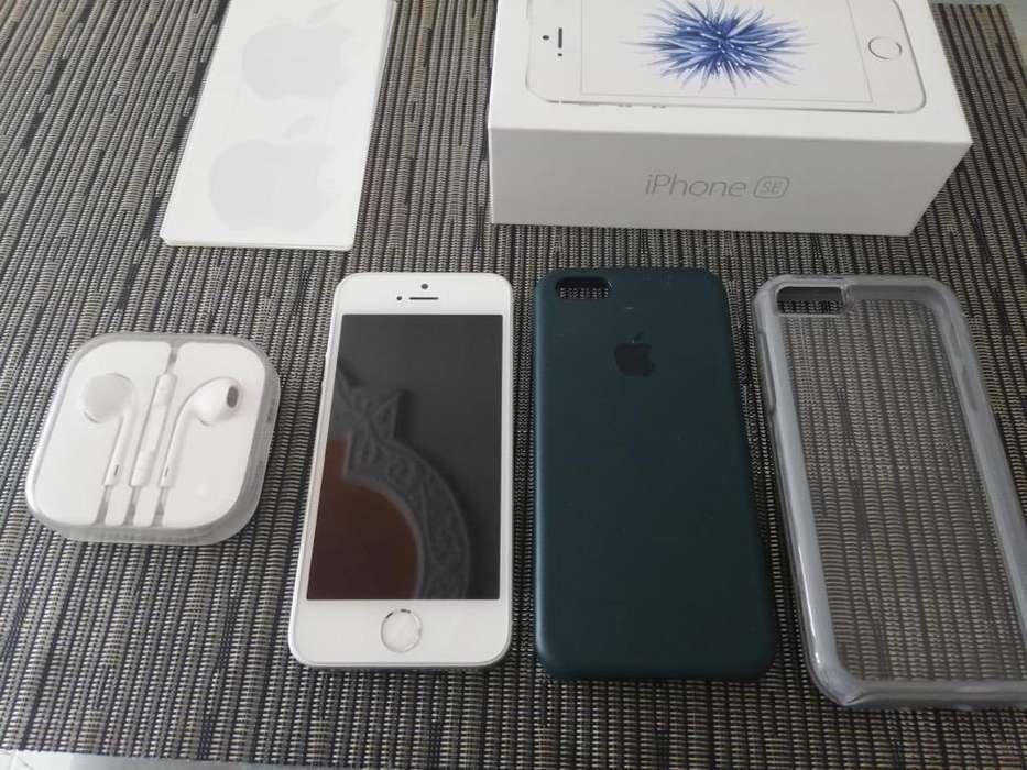 Vendo iPhone Se 32 Huella Y Libre Icloud