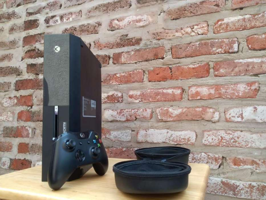 Xbox One 500gb Impecable