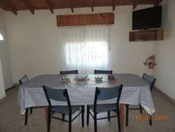 qs27 - Cabaña para 4 a 8 personas con cochera en Bahia San Blas