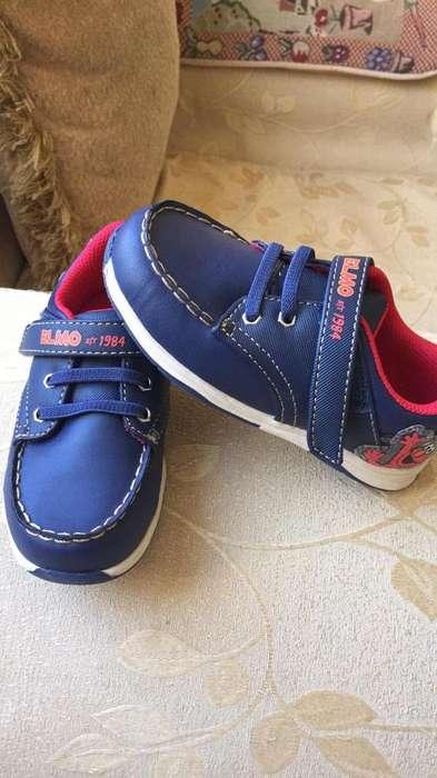 Zapatos Nuevos de Niño Talla 8