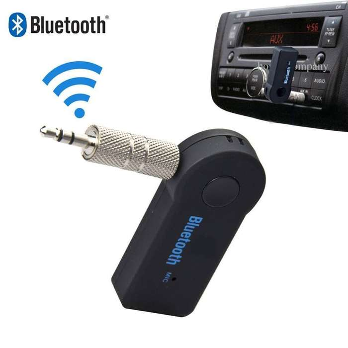 Receptor Bluetooth Adaptador De Audio