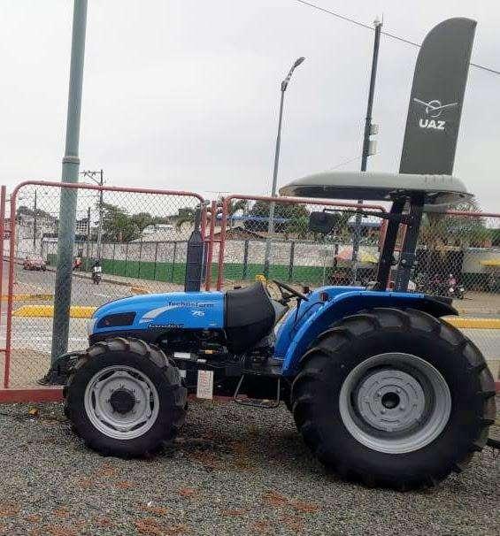 Landini tecnofarm 75 hp Año 2015