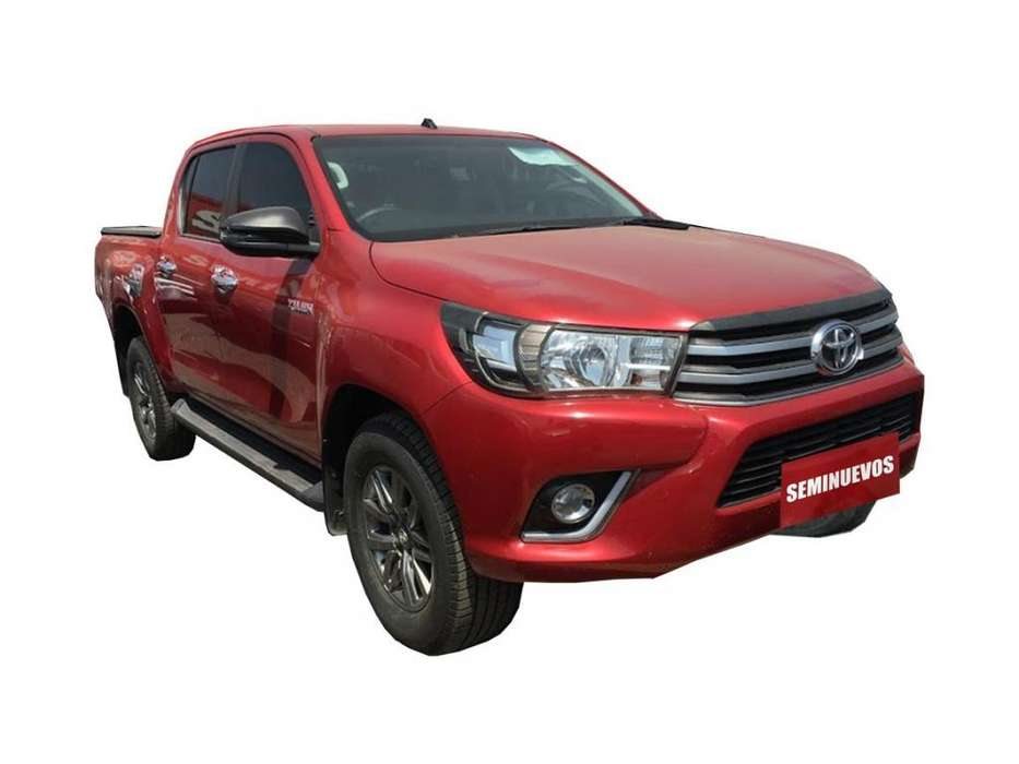 <strong>toyota</strong> Hilux 2018 - 19376 km