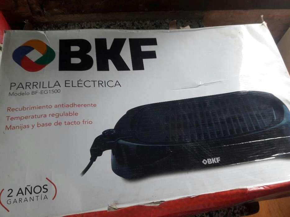Vendo <strong>parrilla</strong> Electrica