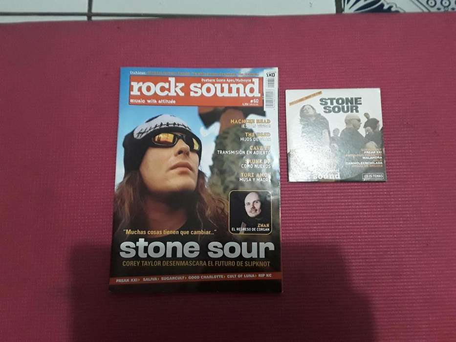 Revista Rock Sound 60 2003