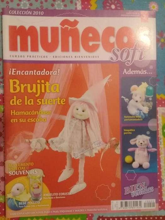 Muñecos Soft N2 Año 2010