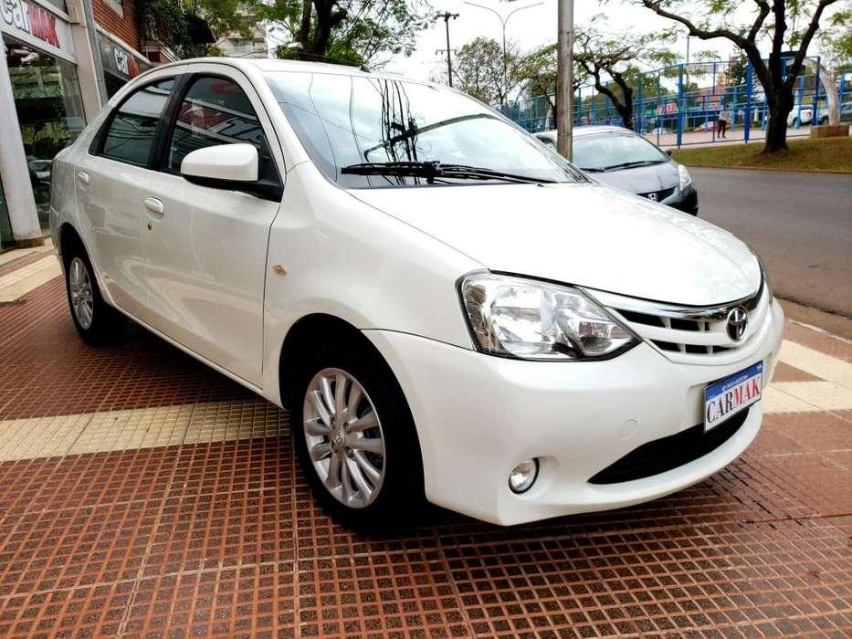 Toyota Etios 2014 - 52000 km
