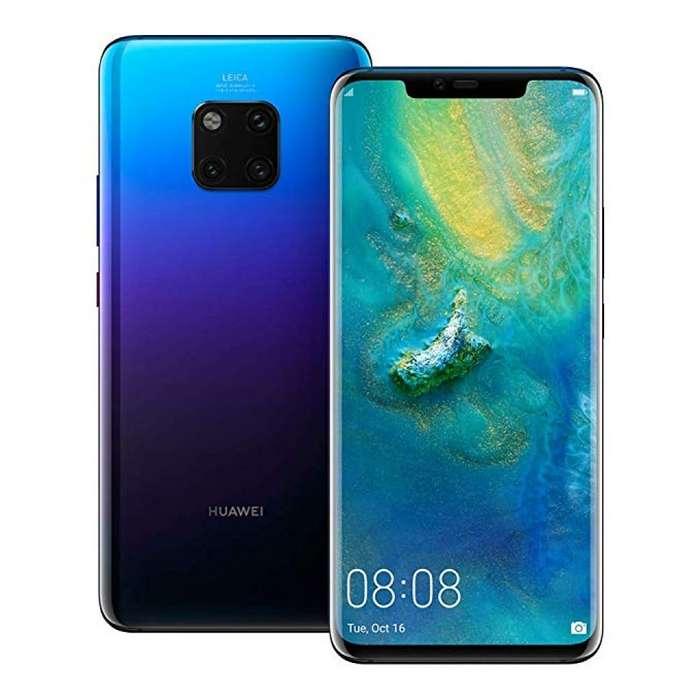 Celular Huawei Mate 20 Pro Lya 128gb Morado
