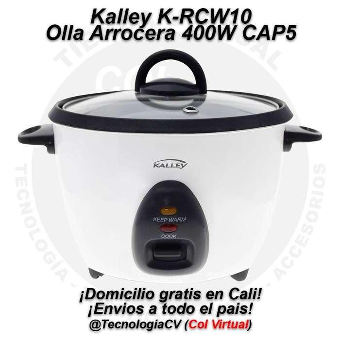 Olla Arrocera Kalley ref KRCW10 400W CAP5 8485M0V.P65 R0096 colvirtual tecnologiacv