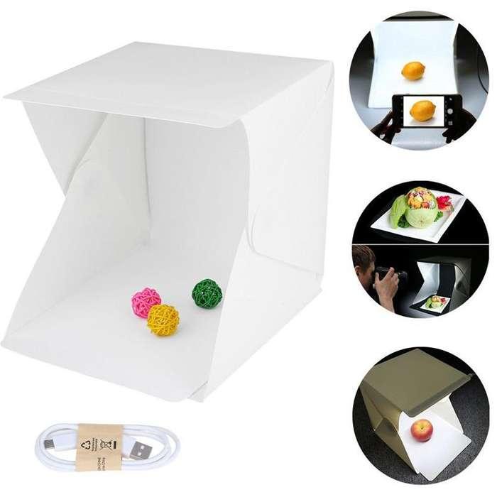 <strong>estudio</strong> Fotográfico Portable Para Productos Envío Gratis!!!!