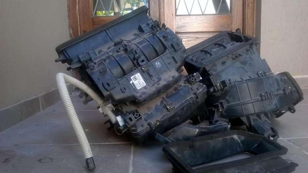Calefaccion. Evaporedora. Soplador. Toyota Hilux SRV 2010. 1200