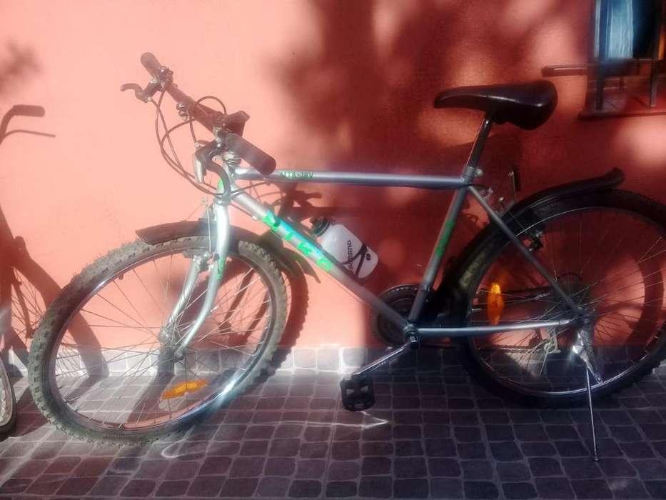 Bicicleta MOUNTAIN BIKE Rodado 26... Impecable
