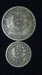 Moneda Un Sol De Oro 1965 Cuatricentenario