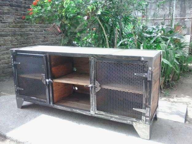 Muebles de Estilo Industrial.