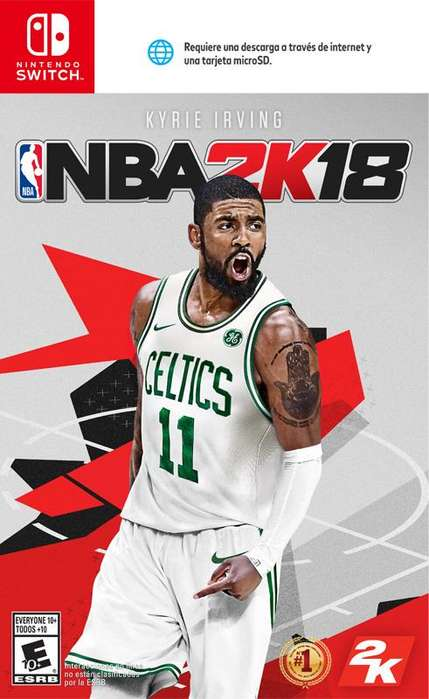 VENDO Juego NBA 2K18 Nintendo Switch