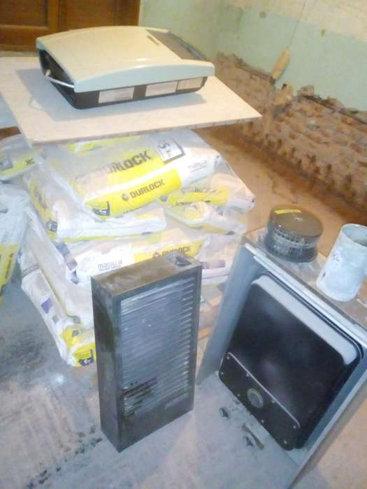 Tres Calefactores Baratos Se Venden Junt