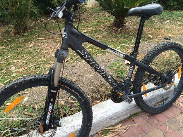 Bicicleta Mtb Saracen