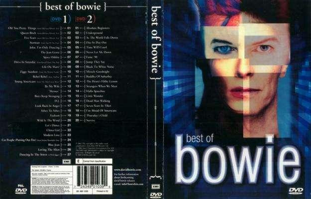 Dvd Original Beast Of Bowie OFERTA