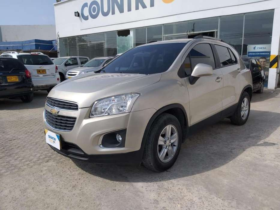 Chevrolet Tracker 2016 - 73000 km