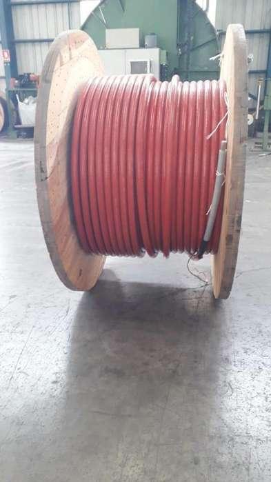 CABLE DE COBRE ENERKOB XLP 15 KV-Cu. 750-100% NA-TIPO N. MARCA KOBREX