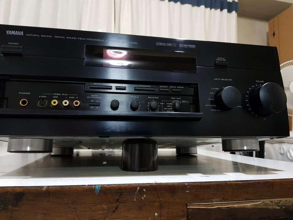 Amplificador Yamaha Dsp-a3090