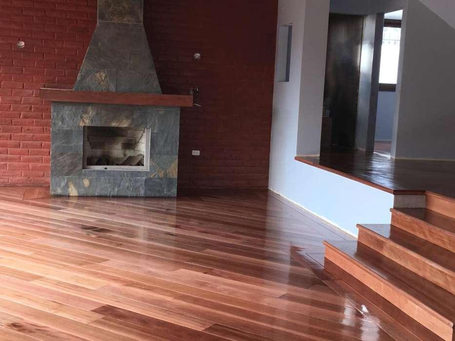 Pulido y lacado suelos de madera