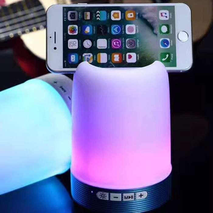 Parlante Led Bluetooth
