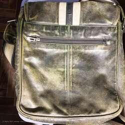 Renzo Costa Genuine Leather para Hombre