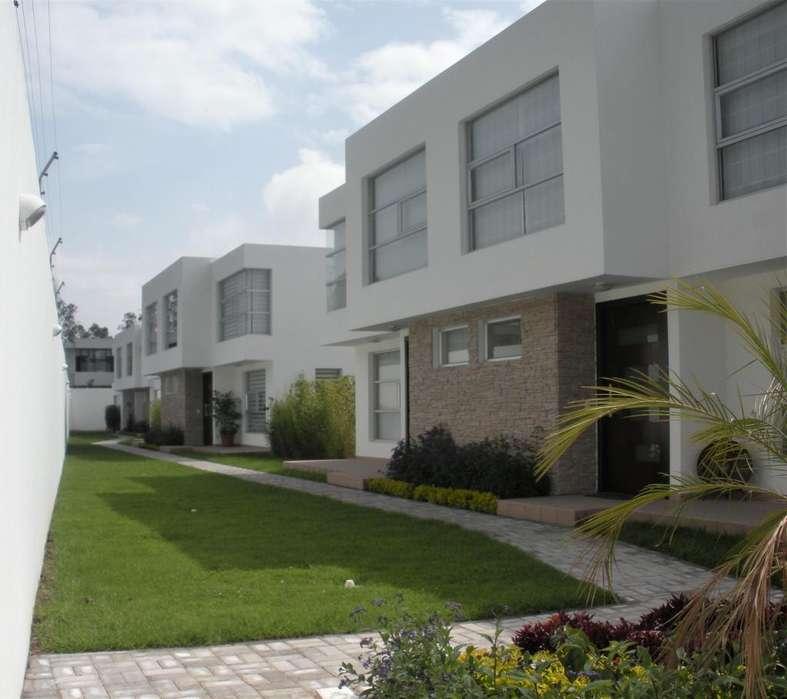 Renta casa 4 dormi jardín, San Juan Cumbayá 1050 - wasi_1254446