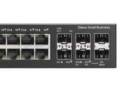 SWITCH CISCO SMB SG500X48K9NA ADMINIS. L3 DE 48 PUERTOS GIGABIT 10/100/1000 MAS 4 10GIGABIT SFP MAS 2 10G/5G SFP STACK