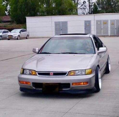 Honda Accord 1996 - 300000 km