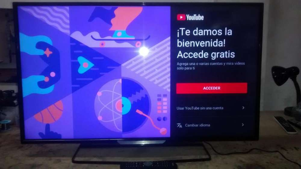 Smart tv Philips 40