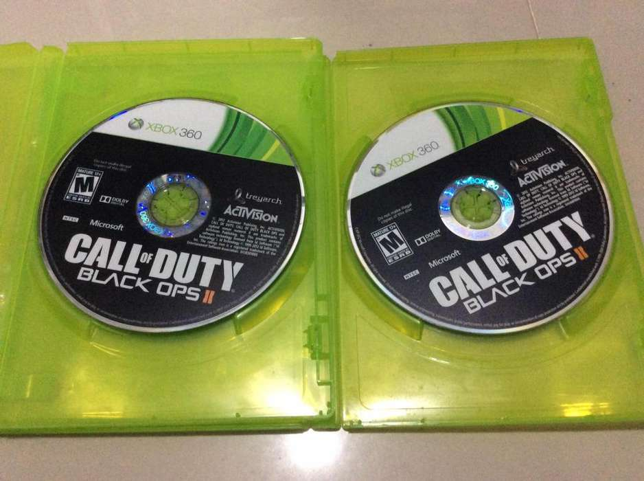 call of duty ops2 para xbox 360