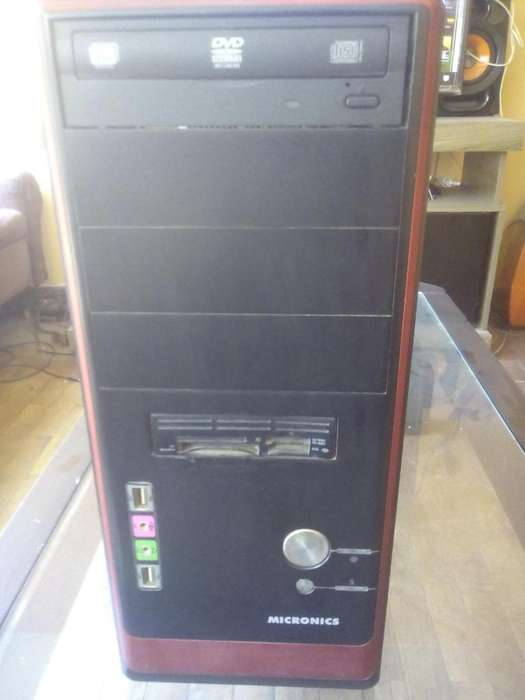 CPU DUAL CORE,2gb ram,dd 160gb,CON WIFI,WINDOWS 7!