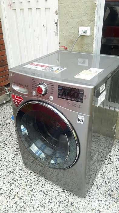 Lavadora Secadora Lg 31 Libras