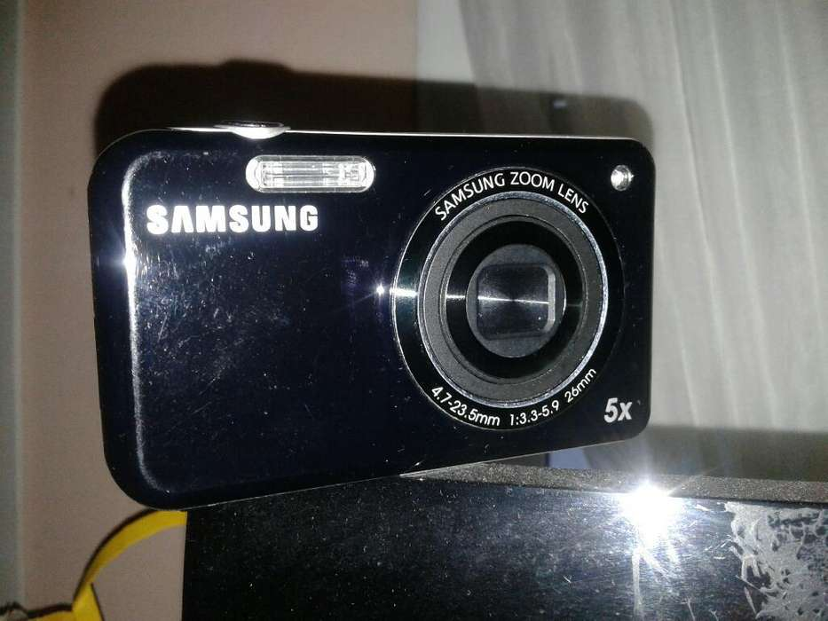 Camara Digital con Visor Frontal