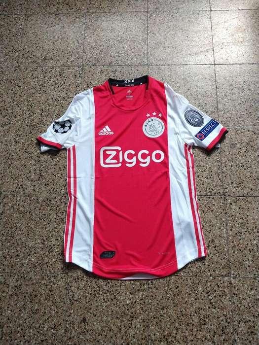 Camiseta Ajax Titular Climachill 2019