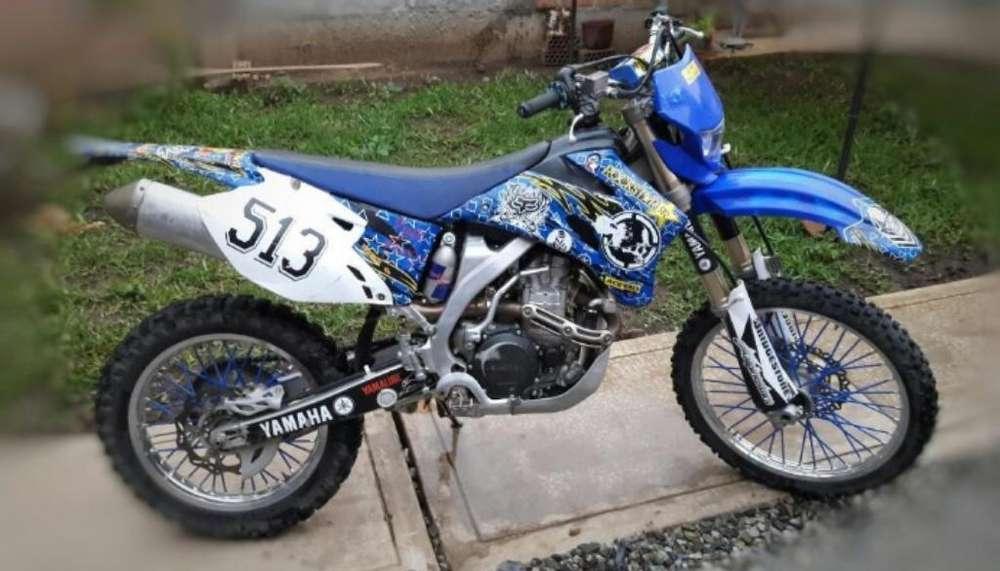 Ocasión, Yamaha Wr450f Perfecto Estado