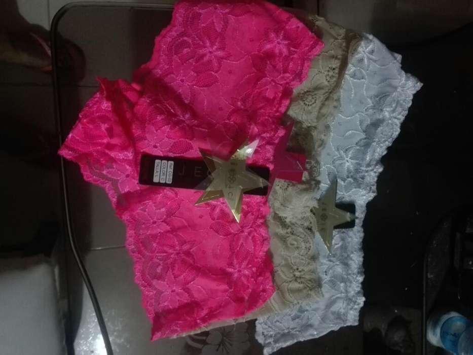 Panty en Encaje