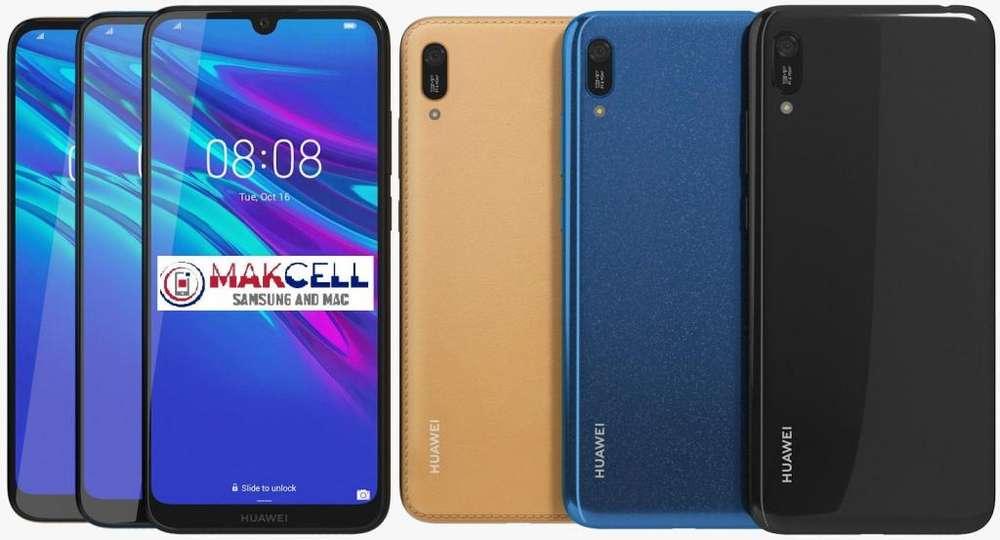 Huawei Y6 (2019) 32GB 165 Nuevos Y Garantizados