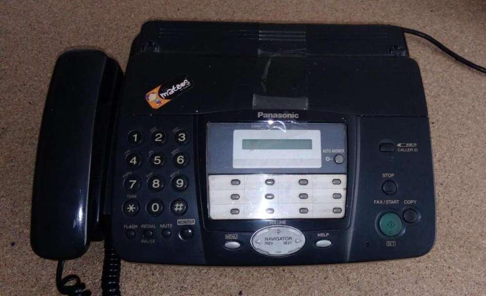 Vendo <strong>fax</strong> Marca Panasonic