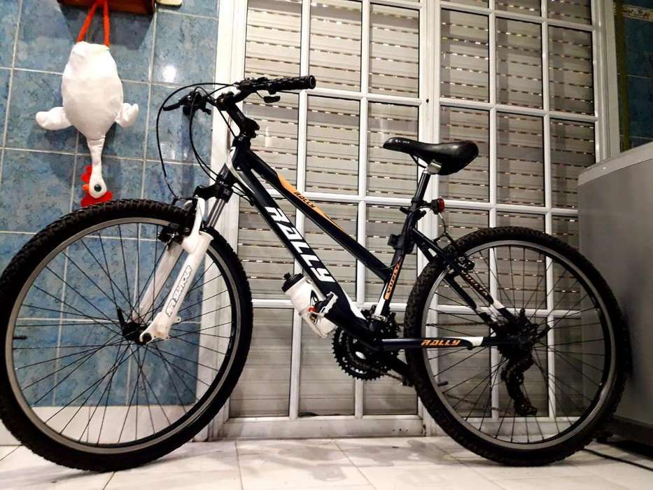 Bicicleta Mountain Bike Rally R 26 S Uso