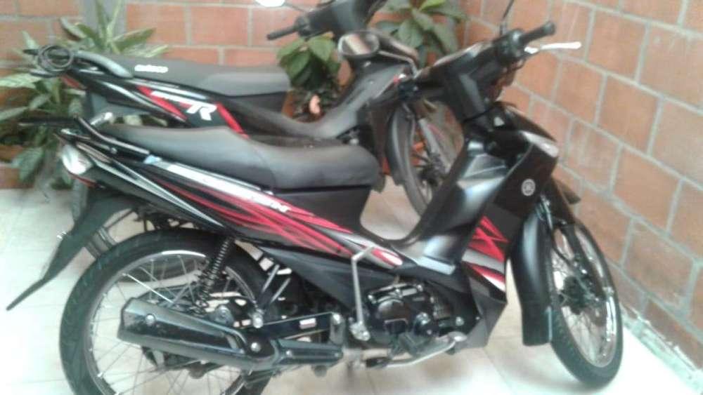 VENDO MOTO <strong>yamaha</strong> CRIPTON 2015.
